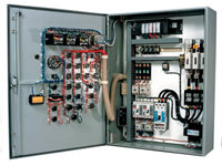 Control panel fault finding